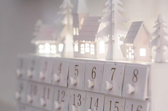 adventes kalendars